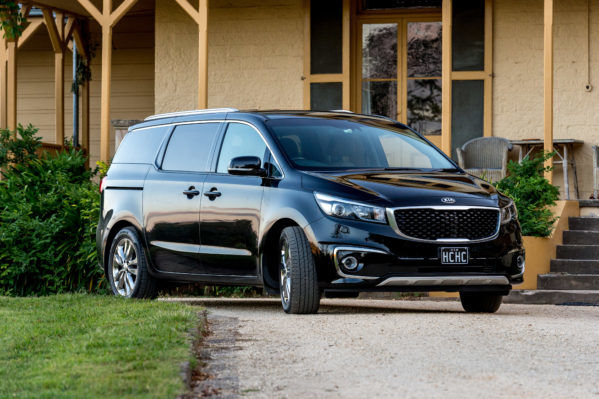 Vehicles for tours in The Southern Highlands