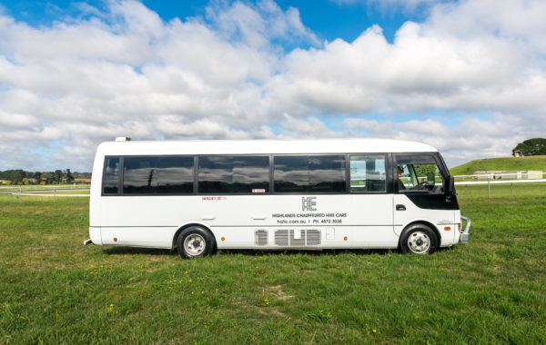 Bus or Vehicles for tours in The Southern Highlands
