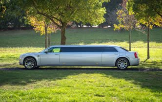 Stretch Limousine vehicles for hire in The Southern Highlands