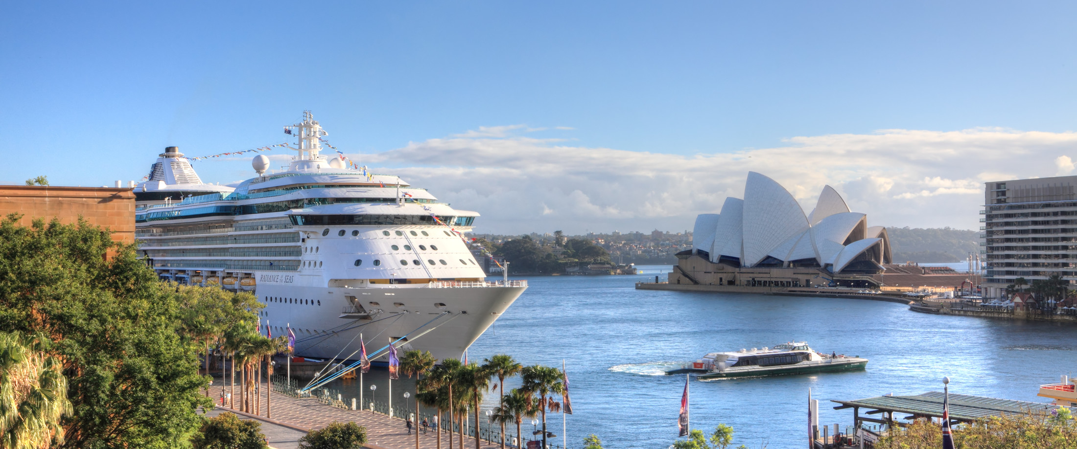 Cruise ship Transfers sydney