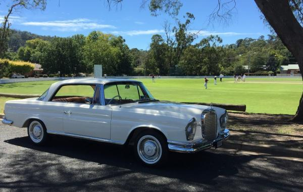 Southern Highlands Chauffeured Hire Cars